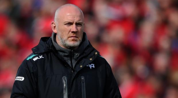 Sacked: Steve Tandy