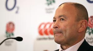 Eddie Jones is considering testing England's scrum against Georgia