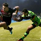 Saracens v Northampton Saints – European Rugby Champions Cup – Pool Four – Allianz Park