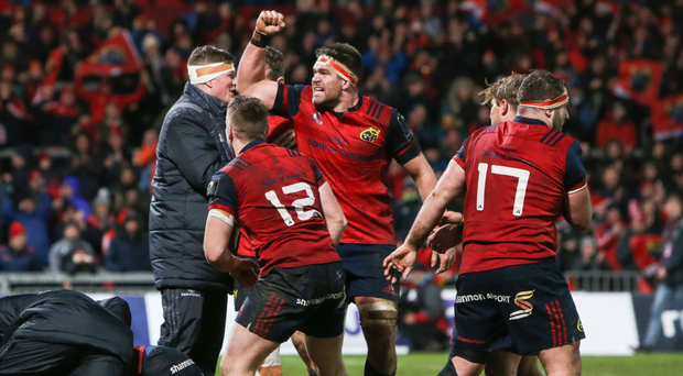 Johann van Graan pleased with Munster gamers after securing dwelling quarter-final