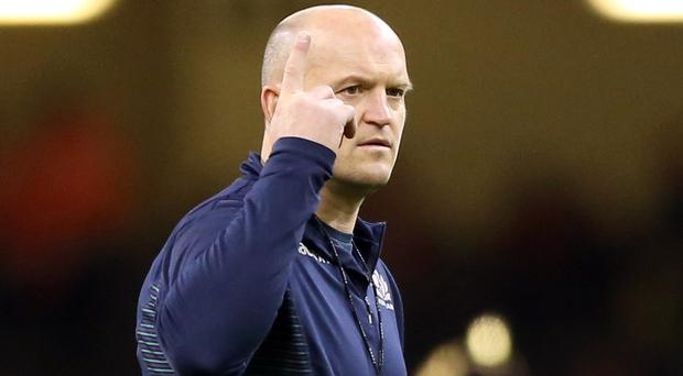 Gregor Townsend wants to see the real Scotland against France this weekend