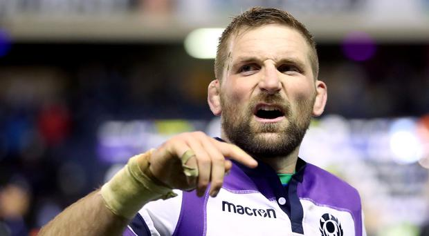 John Barclay insists Scotland have nothing to prove