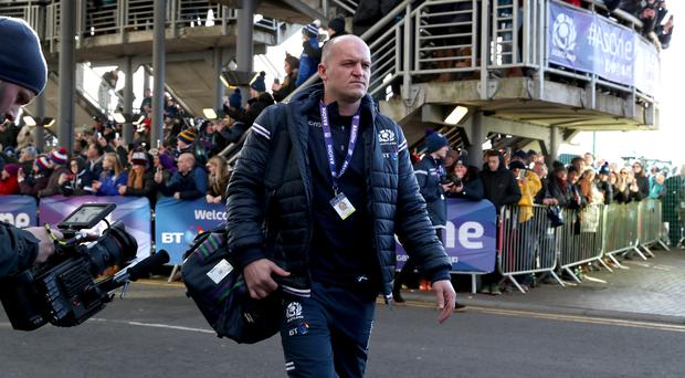 Scotland coach Gregor Townsend is not getting carried away after his side's victory over France