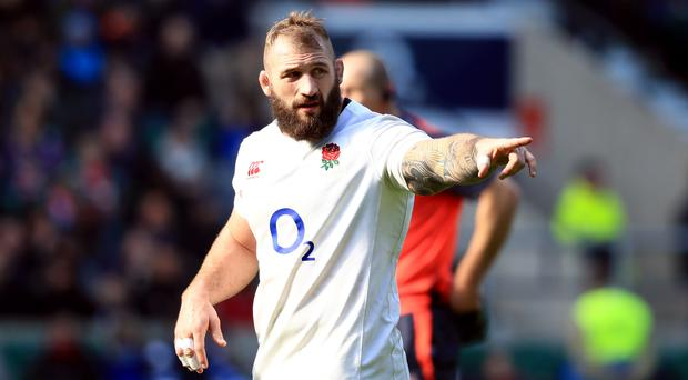 Joe Marler is keen to return to action after missing England's first two Six Nations games through suspension