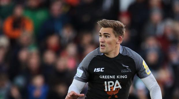 Toby Flood scored a try and kicked four goals for Newcastle