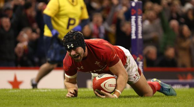 Wales v Scotland – NatWest 6 Nations – Principality Stadium