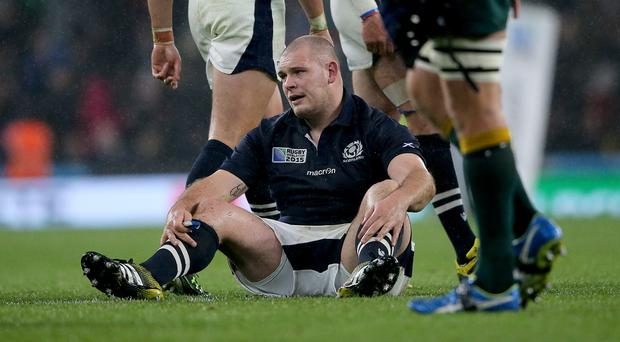 Gordon Reid admits Scotland felt they could just turn up and beat Wales