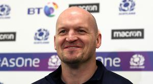 File photo dated 31-01-2018 of Scotland rugby head coach Gregor Townsend who has named an unchanged side for Saturday's NatWest 6 Nations match against England, the Scottish Rugby Union has announced. (Andrew Milligan/PA Wire)
