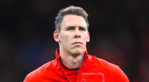 Liam Williams is expecting a tough encounter against Ireland