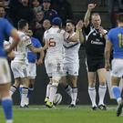 Hugo Bonneval was among the tryscorers as France beat Italy