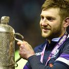 Finn Russell was back to his best against England