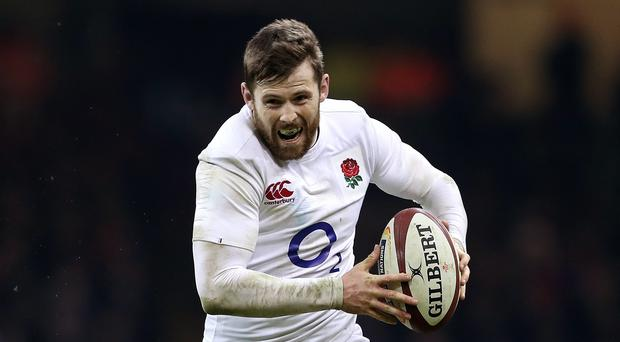 Elliot Daly could return for England