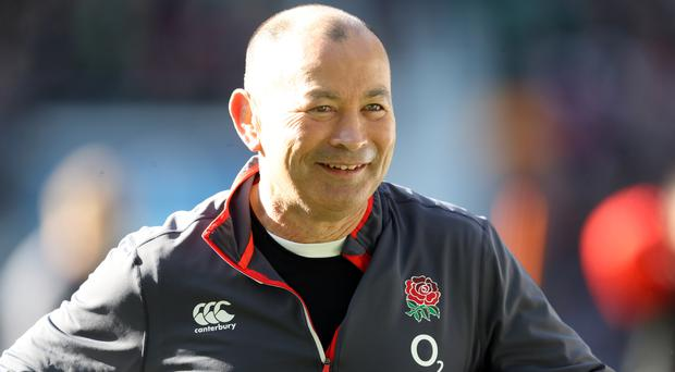 Eddie Jones is pondering changes for the clash with France