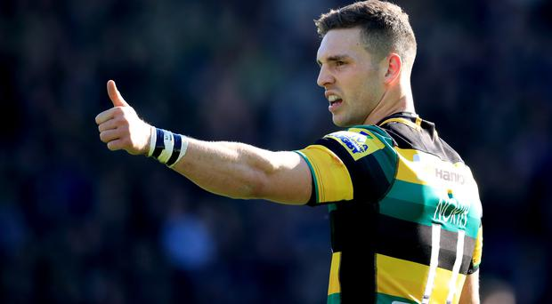 George North is a Wales international