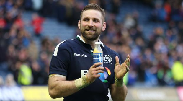 Scotland's John Barclay believes his side can triumph in Dublin by replicating their win over England