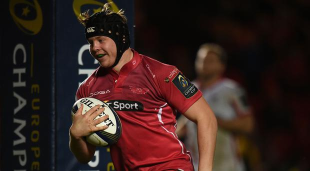 James Davies will make his Six nations debut against Italy on Sunday