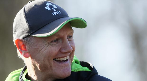 Joe Schmidt's Ireland edge closer to a Grand Slam with victory over Scotland
