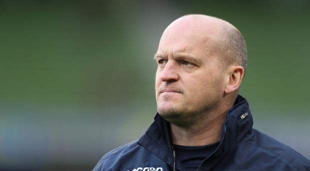 Scotland head coach Gregor Townsend says his side must learn from their mistakes against Ireland