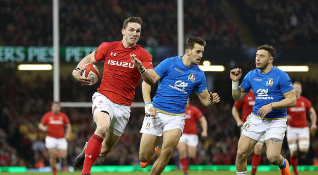 Wales v Italy – NatWest 6 Nations – Principality Stadium