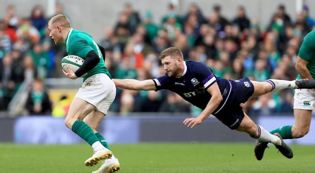 Ireland v Scotland – NatWest Six Nations – Aviva Stadium