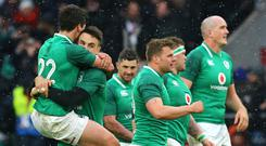 England v Ireland – NatWest 6 Nations – Twickenham Stadium