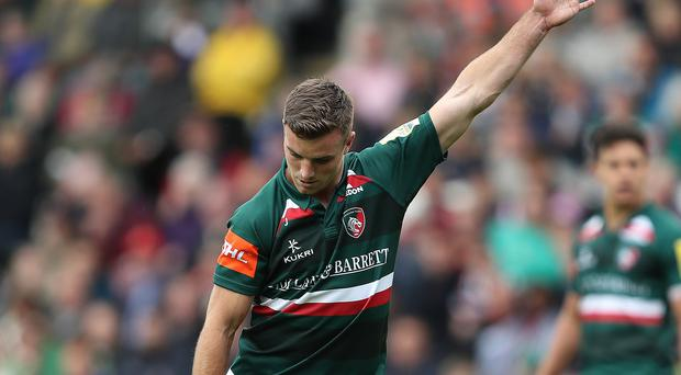 George Ford's kicking salvaged victory for Leicester