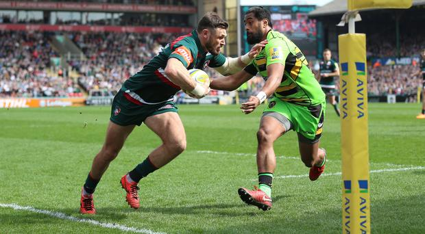 Northampton beat Leicester against most expectations