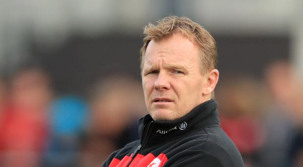 Mark McCall still wants improvement from Saracens