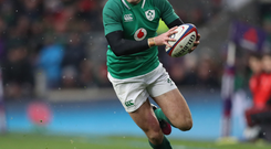 Jacob Stockdale returns to the Ireland squad