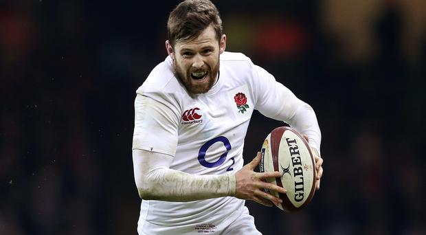 Elliot Daly has been given the nod for England against the Barbarians