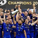 Scarlets v Leinster – Guinness PRO14 – Final – Aviva Stadium