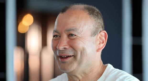 England head coach Eddie Jones has hit back at the Bath owner (Gareth Fuller/PA)