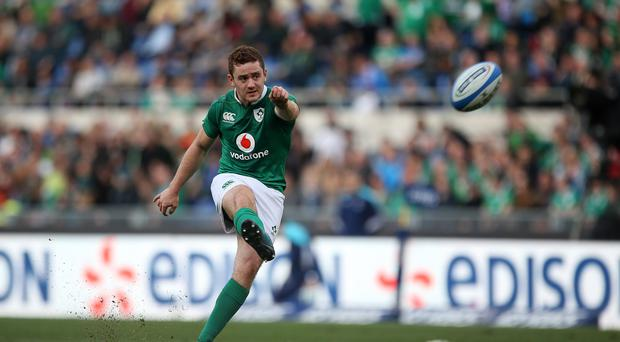 Former Ireland fly-half Paddy Jackson has joined Perpignan (Steve Paston/PA)
