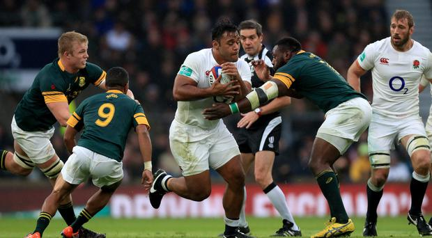 South Africa and England meet at Ellis Park on Saturday (Adam Davy/PA)