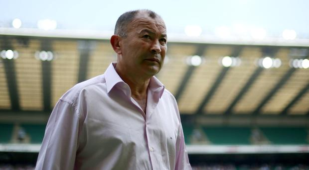Eddie Jones' England have dropped to fifth in the global rankings (Paul Harding/PA)
