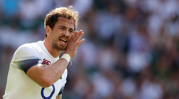 Danny Cipriani will start for England on Saturday (Paul Harding/PA)
