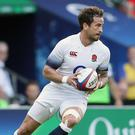 Danny Cipriani is set for his first England start in 10 years (Paul Harding/PA)