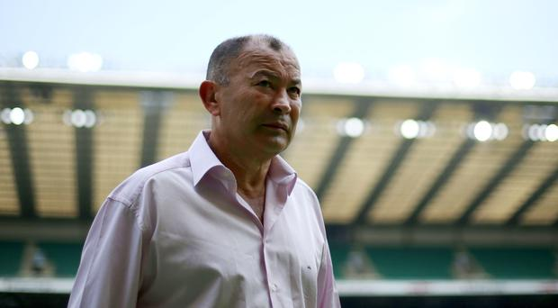 Eddie Jones is still set to lead England at the 2019 World Cup (Paul Harding/PA)