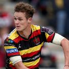 Gloucester outhalf Billy Burns has signed for Ulster.