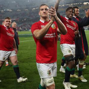Former British and Irish Lions captain Sam Warburton has retired from all forms of rugby at the age of 29 (David Davies/PA)