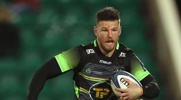 Rob Horne, formerly of Northampton Saints (Paul Harding, PA)