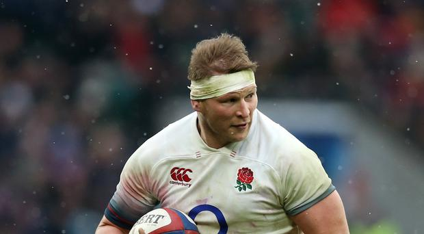Dylan Hartley has recovered from concussion (Paul Harding/PA)