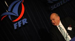 Former French Rugby President Pierre Camou has died, aged 72 (Lynne Cameron/PA)