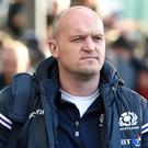 Scotland head coach Gregor Townsend is already planning for next year's World Cup (Ian Rutherford/PA)
