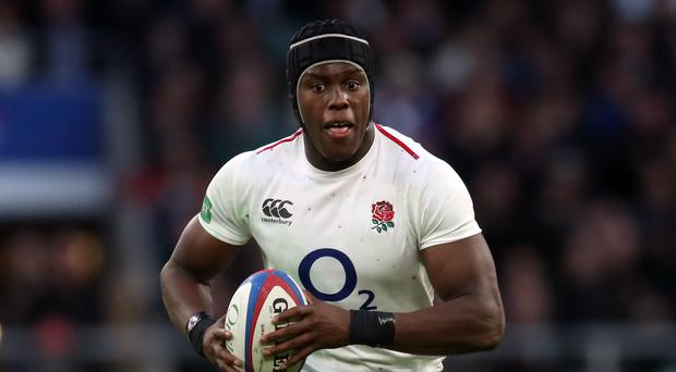 Maro Itoje will lead England's charge against South Africa, Adam Davy/PA