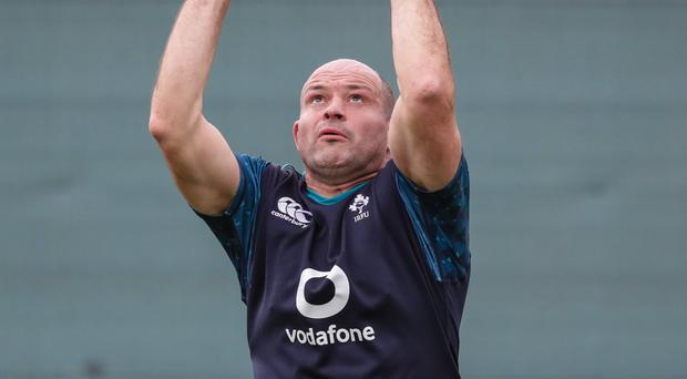 Captain fantastic: Rory Best's leadership qualities are second to none