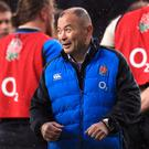 "Eddie Jones says there are no ""sour grapes"" after England's defeat to New Zealand (Mike Egerton/PA)"