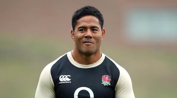 Manu Tuilagi could yet play for England against Australia, Adam Davy/PA