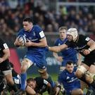 Leinster's James Ryan gets away from Bath's Dave Attwood (David Davies/PA)