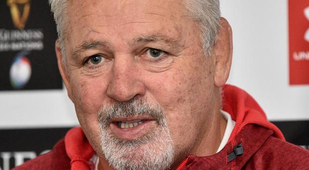 Warren Gatland is in his final year as Wales head coach (Ben Birchall/PA)